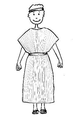 ÄGYPTEN SOLA 2018 Kostümvorschlag