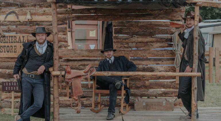 Wilder Westen – Tag 3